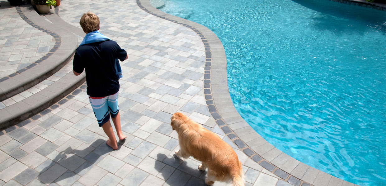 Pool Patios and Coping