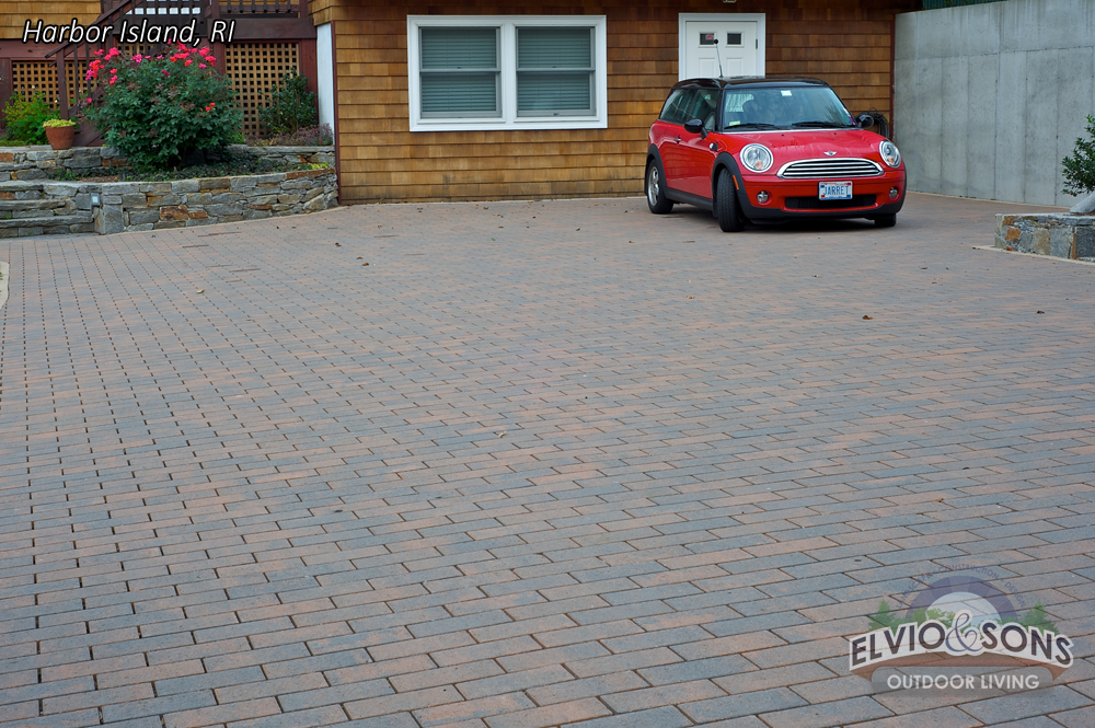 Permeable driveways