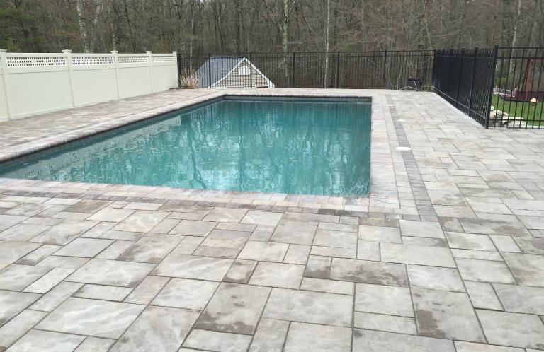 Gunite Pool And Patio