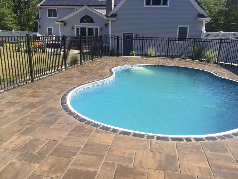 Patio Installation in Plainville, MA